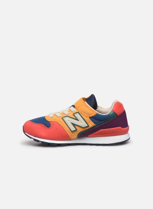 Sneakers New Balance YV996 Geel voorkant