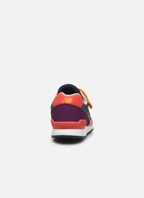 Sneakers New Balance YV996 Geel rechts
