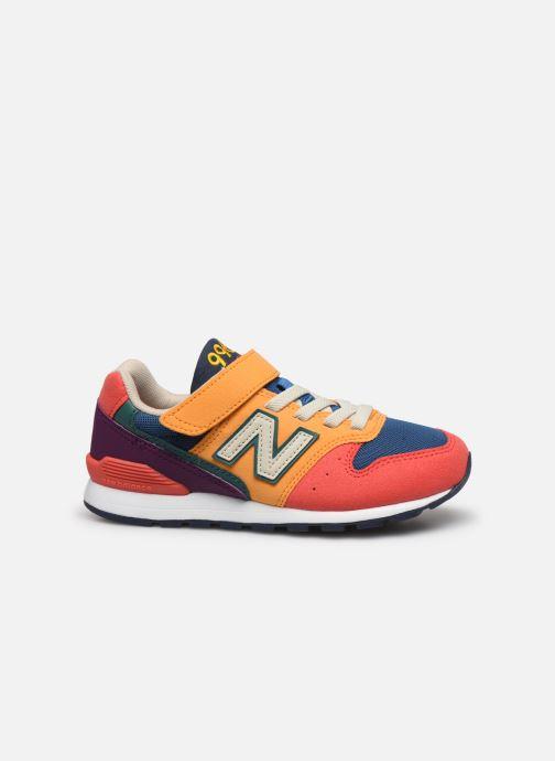 Sneakers New Balance YV996 Geel achterkant