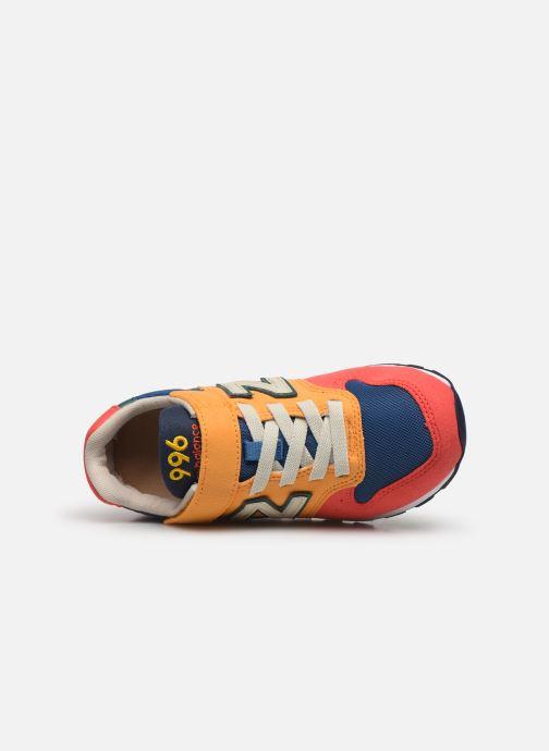 Sneakers New Balance YV996 Geel links