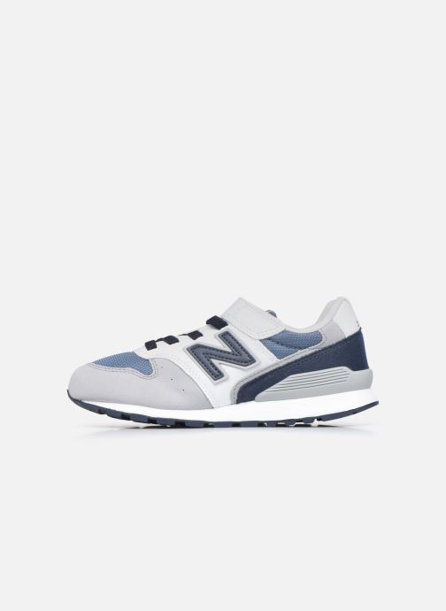 Sneakers New Balance YV996 Grigio immagine frontale