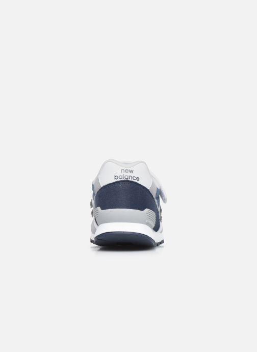 Sneakers New Balance YV996 Grigio immagine destra