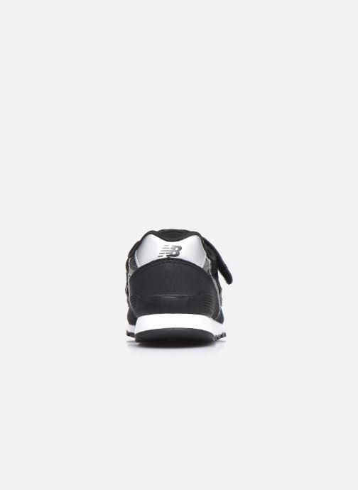 Sneakers New Balance YV996 Zwart rechts