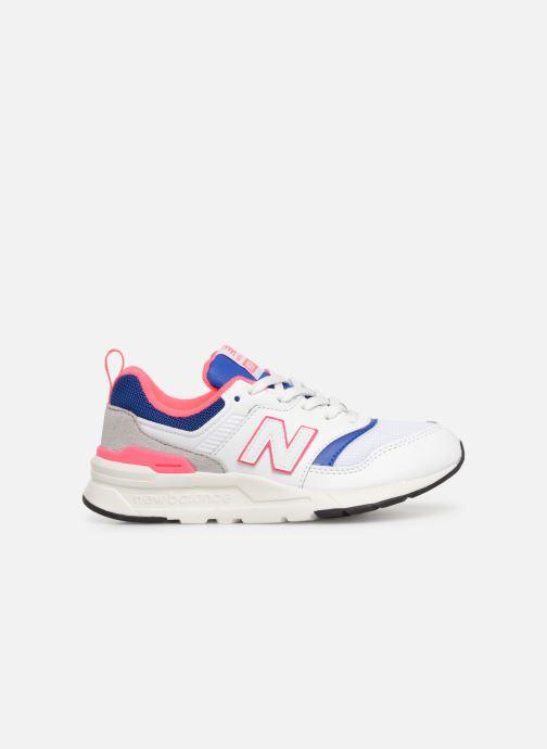 Sneakers New Balance PR997 Wit achterkant