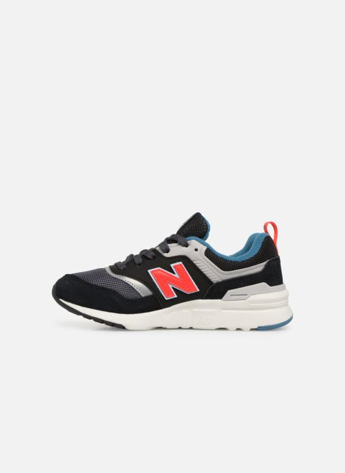Baskets New Balance PR997 Noir vue face