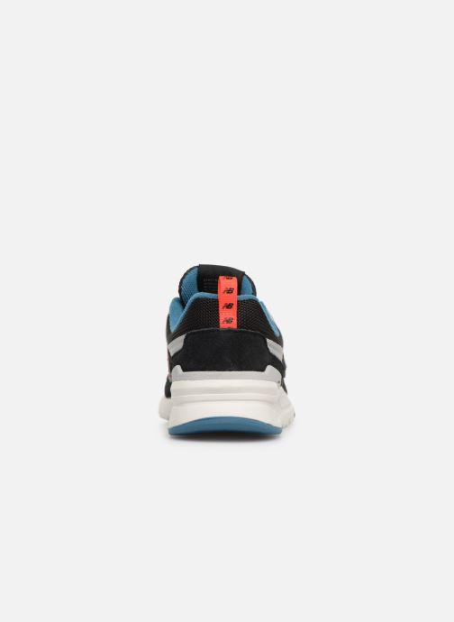 Baskets New Balance PR997 Noir vue droite