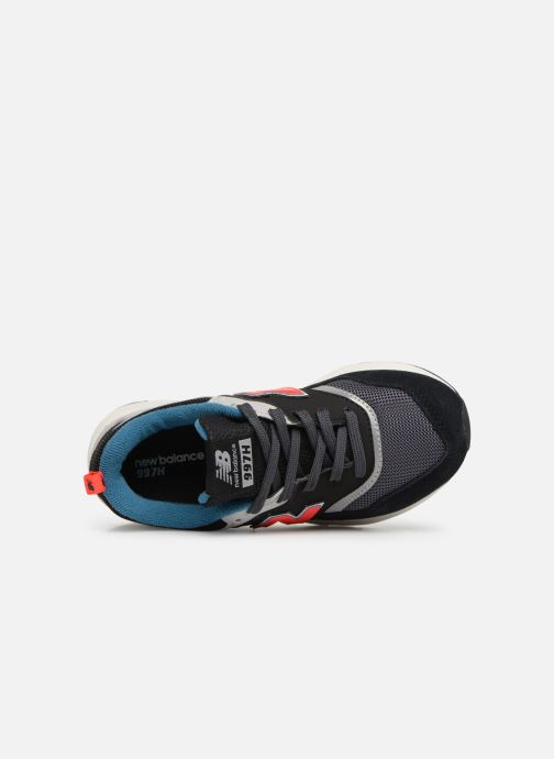 Trainers New Balance PR997 Black view from the left