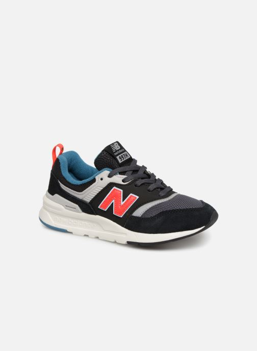 Trainers New Balance PR997 Black detailed view/ Pair view