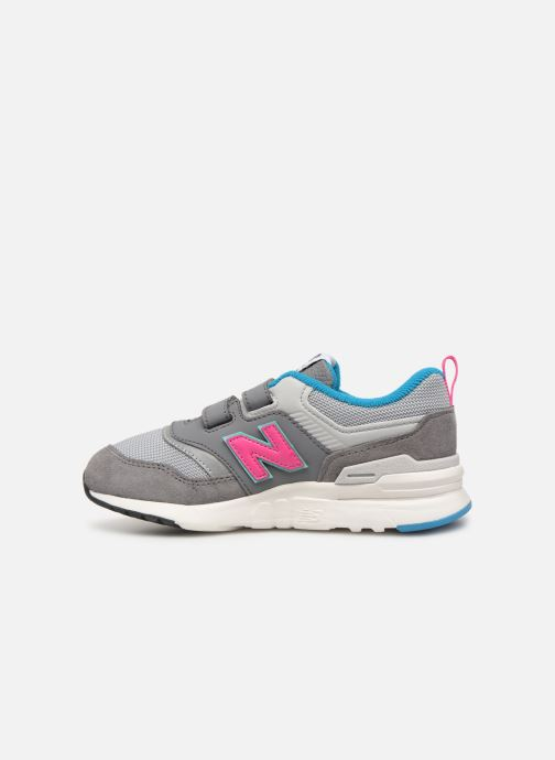 Sneakers New Balance PZ997 Grijs voorkant