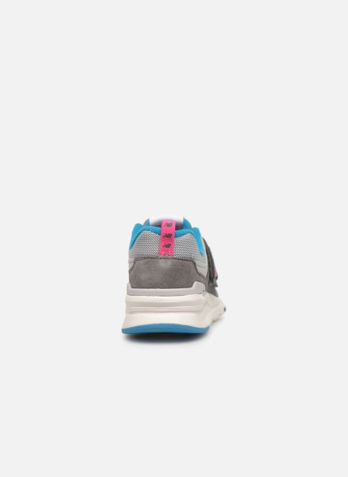 Trainers New Balance PZ997 Grey view from the right
