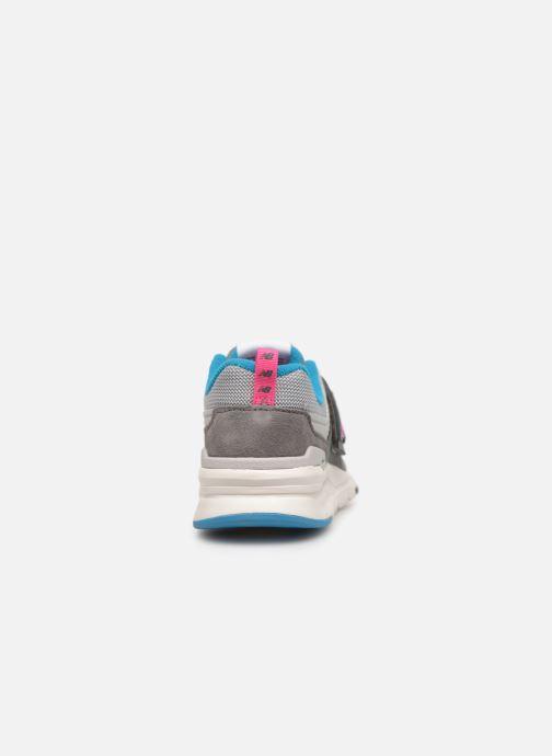 Sneakers New Balance PZ997 Grijs rechts