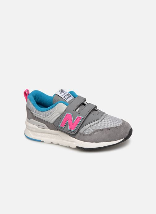Trainers New Balance PZ997 Grey detailed view/ Pair view