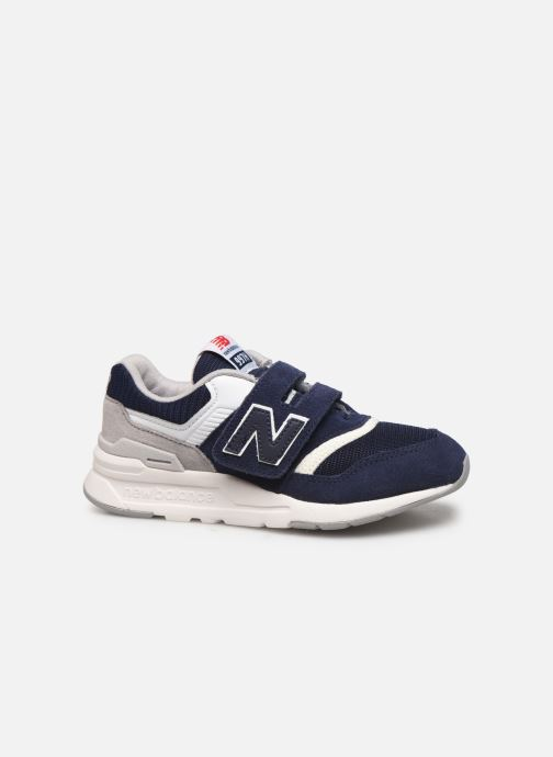 Sneakers New Balance PZ997 Blauw achterkant