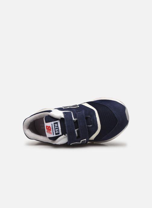 Sneakers New Balance PZ997 Blå se fra venstre