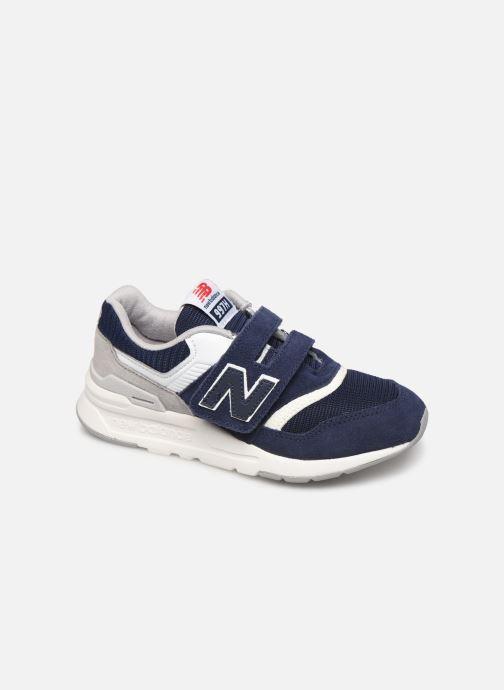 Sneakers New Balance PZ997 Blå detaljeret billede af skoene