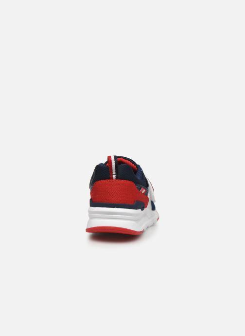 Sneakers New Balance PZ997 Azzurro immagine destra