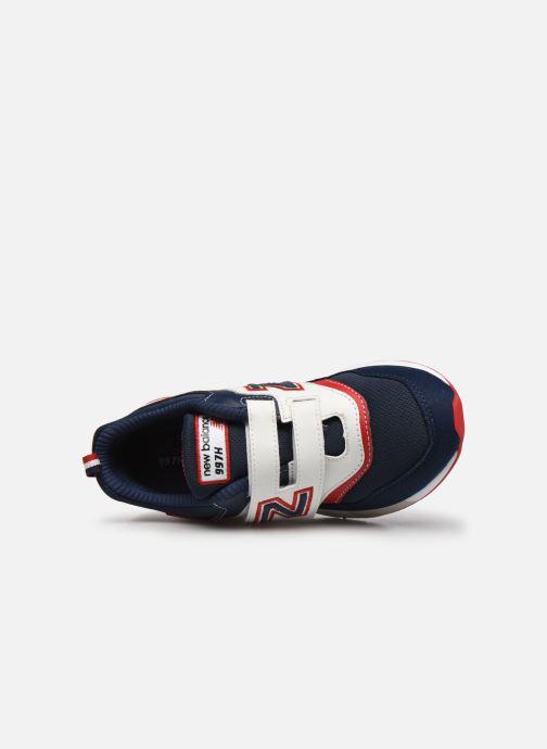 Sneakers New Balance PZ997 Azzurro immagine sinistra