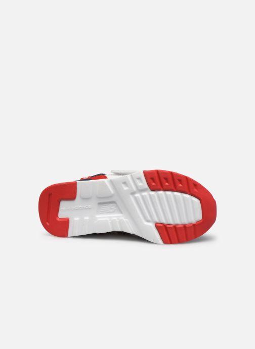 Sneakers New Balance PZ997 Azzurro immagine dall'alto