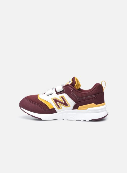 Baskets New Balance PZ997 Rouge vue face
