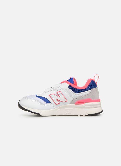 Sneaker New Balance Kz997 weiß ansicht von vorne
