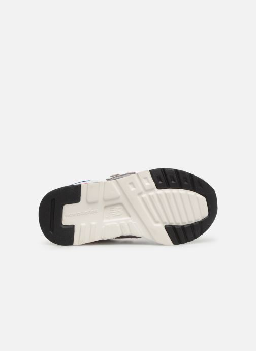 Sneaker New Balance Kz997 weiß ansicht von oben