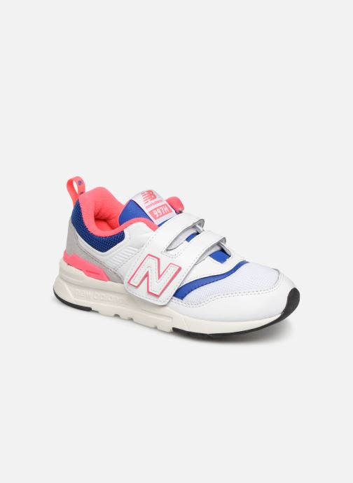 Trainers New Balance Kz997 White detailed view/ Pair view