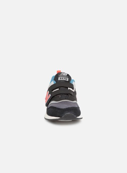 Sneaker New Balance Kz997 schwarz schuhe getragen