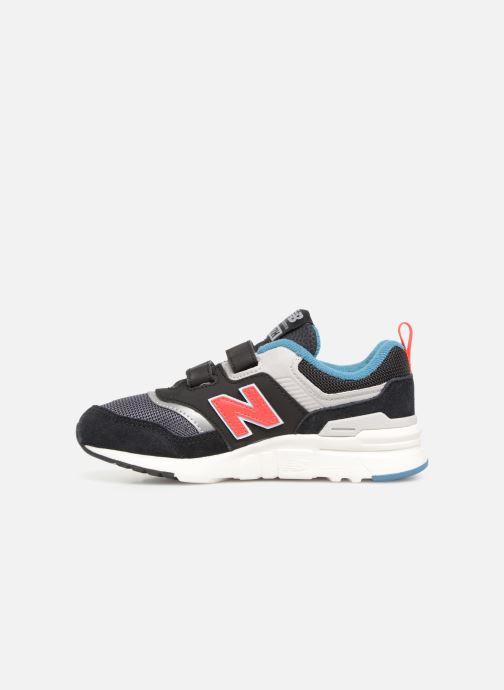 Sneaker New Balance Kz997 schwarz ansicht von vorne