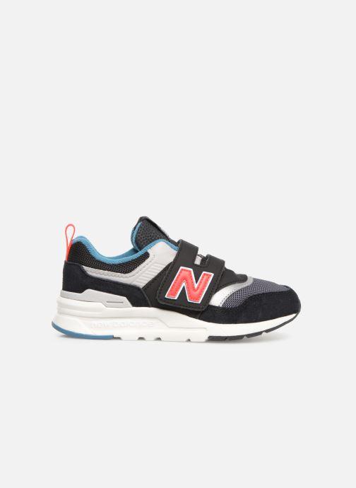 Sneaker New Balance Kz997 schwarz ansicht von hinten