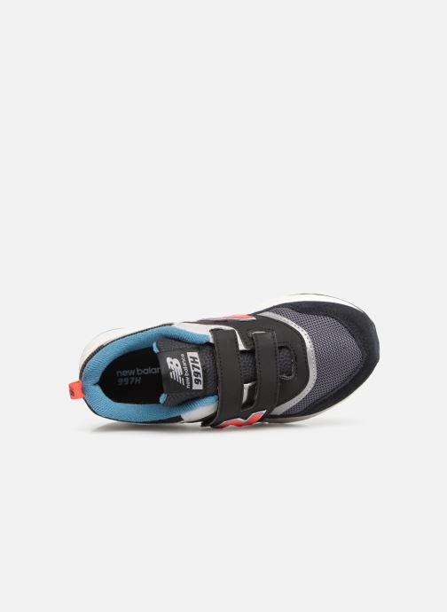 Sneaker New Balance Kz997 schwarz ansicht von links