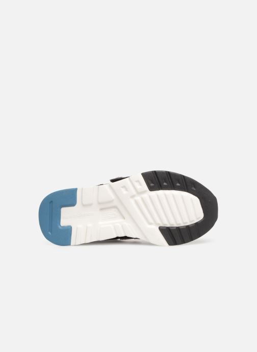 Sneaker New Balance Kz997 schwarz ansicht von oben