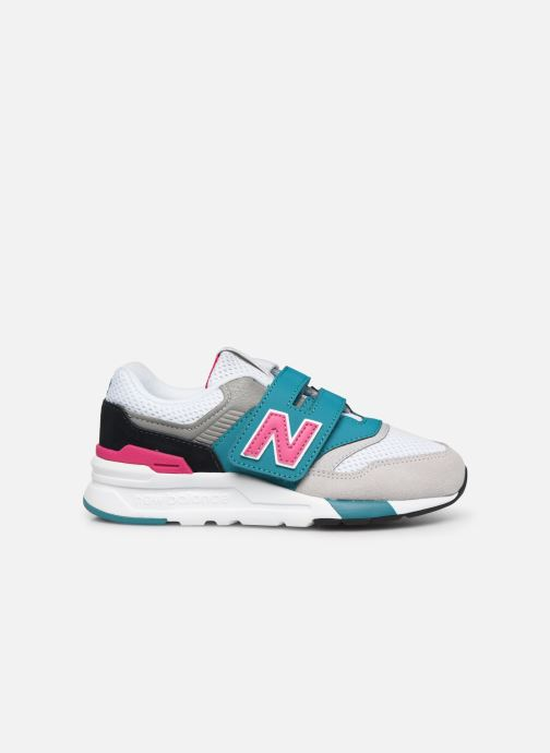Sneakers New Balance Kz997 Wit achterkant