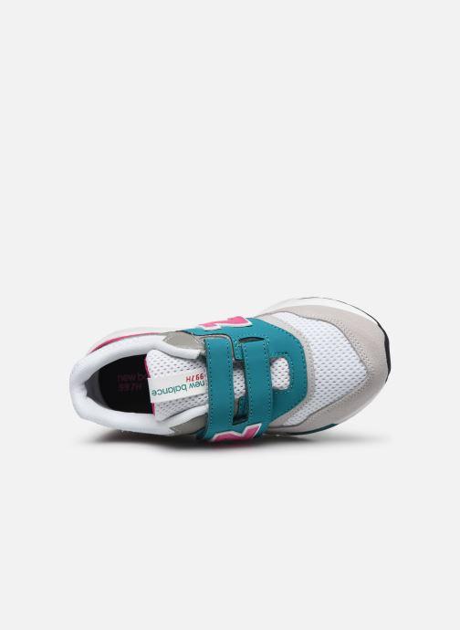 Sneakers New Balance Kz997 Wit links