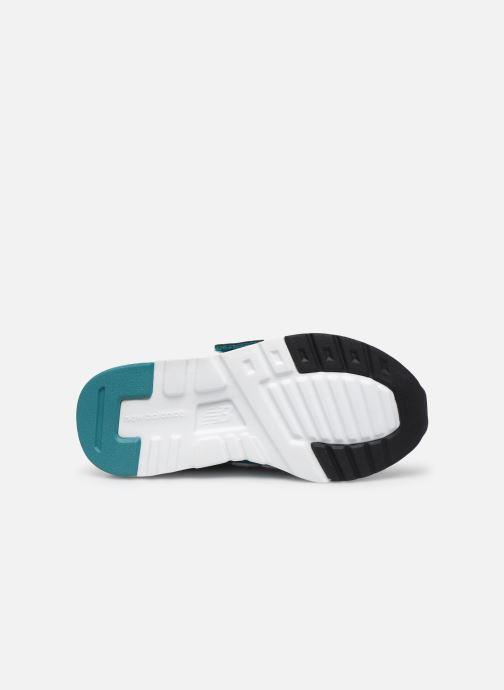 Sneakers New Balance Kz997 Bianco immagine dall'alto
