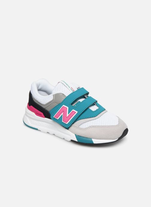 Sneakers New Balance Kz997 Wit detail