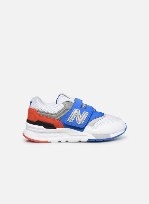 Sneakers New Balance Kz997 Wit achterkant