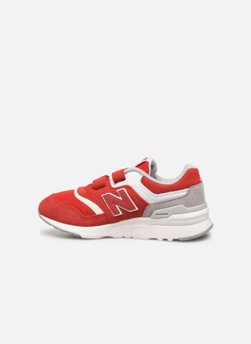 Sneakers New Balance Kz997 Rosso immagine frontale