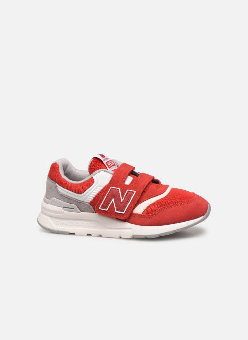 Sneakers New Balance Kz997 Rood achterkant