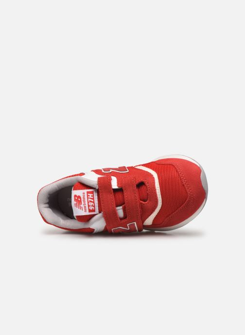 Sneakers New Balance Kz997 Rosso immagine sinistra