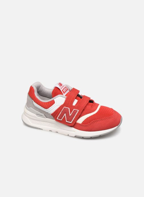Sneakers New Balance Kz997 Rood detail
