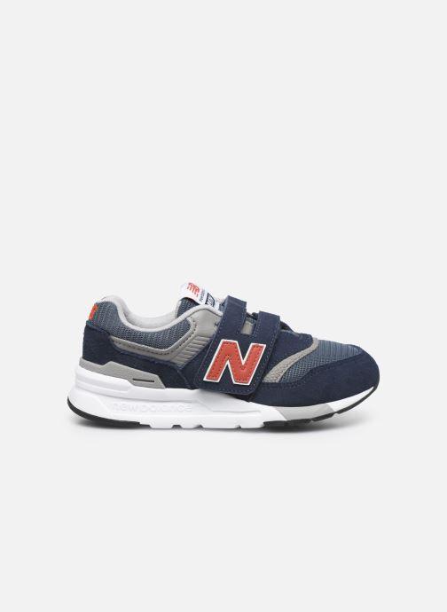 Sneakers New Balance Kz997 Blauw achterkant