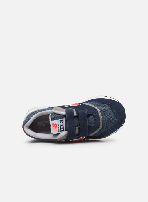 Sneakers New Balance Kz997 Blauw links