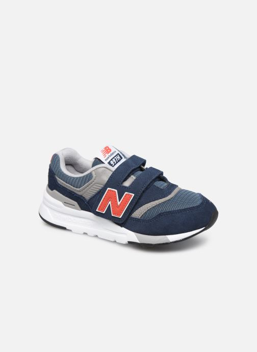 Trainers New Balance Kz997 Blue detailed view/ Pair view