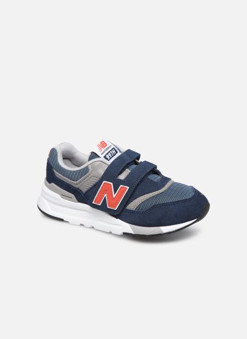 Sneakers New Balance Kz997 Blauw detail
