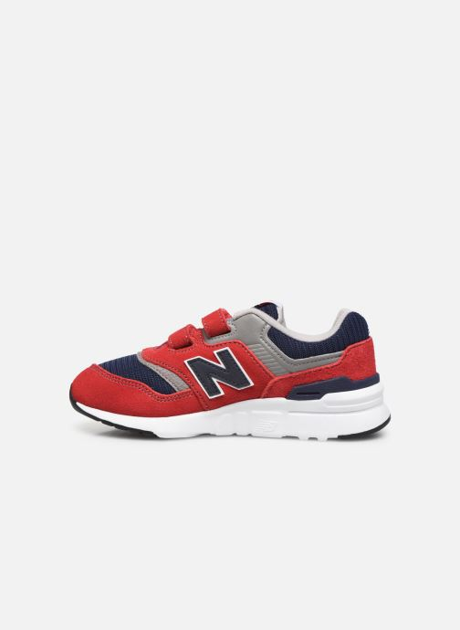 Trainers New Balance Kz997 Red front view