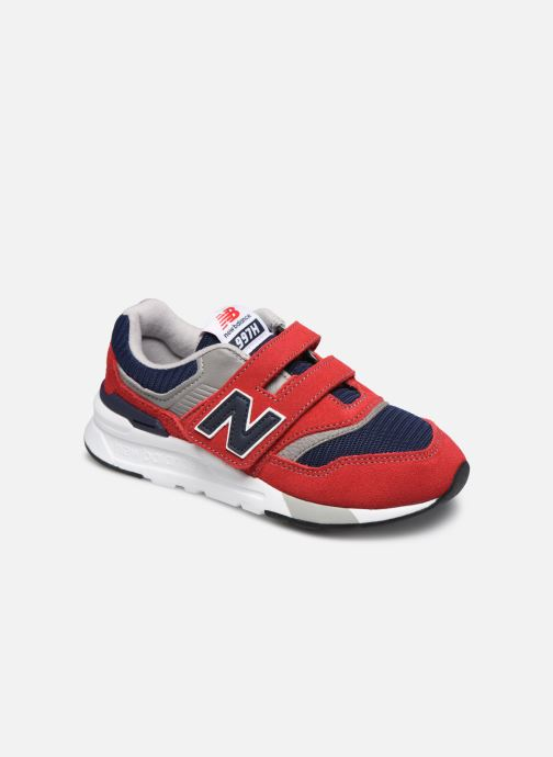 Trainers New Balance Kz997 Red detailed view/ Pair view