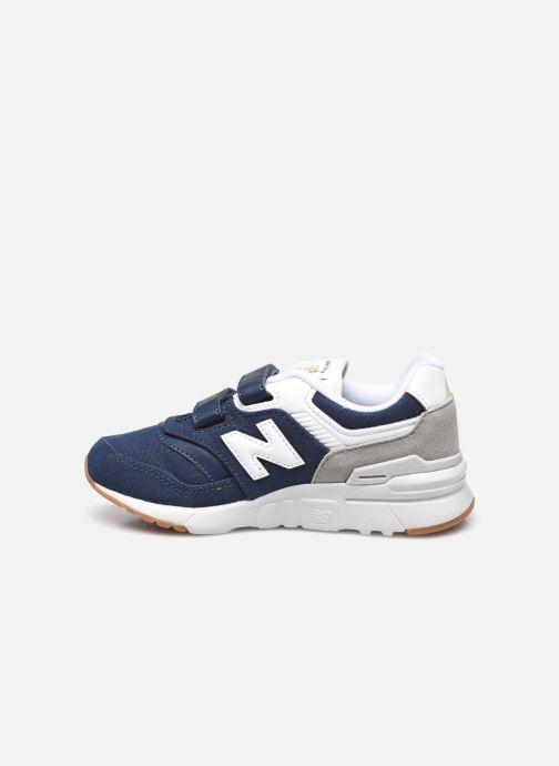 Sneaker New Balance Kz997 blau ansicht von vorne