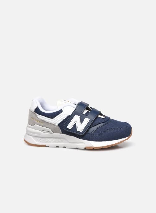 Sneaker New Balance Kz997 blau ansicht von links