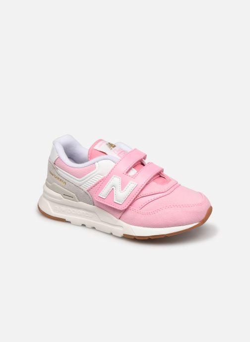 Sneaker New Balance Kz997 rosa detaillierte ansicht/modell