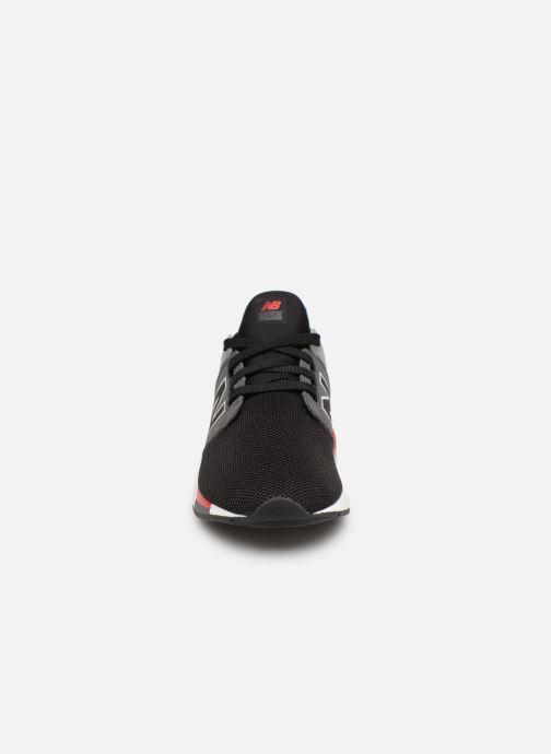 Sneakers New Balance GS247 Svart bild av skorna på